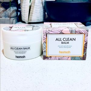 NEW Heimish All Clean Balm! 💕FREE Gift w/purchase